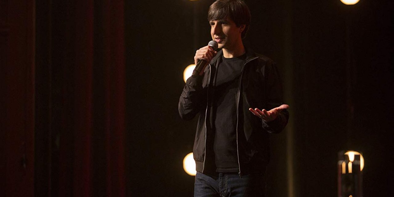 "Review: Demetri Martin, ""The Overthinker"" (Netflix)"