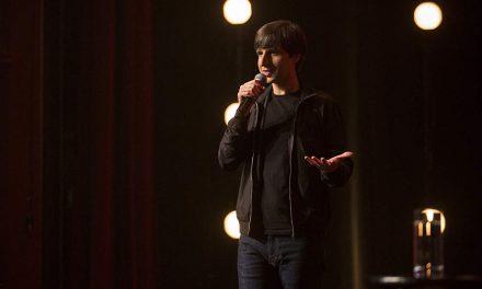 "Review: Demetri Martin, ""The Overthinker"" (Netflix)"