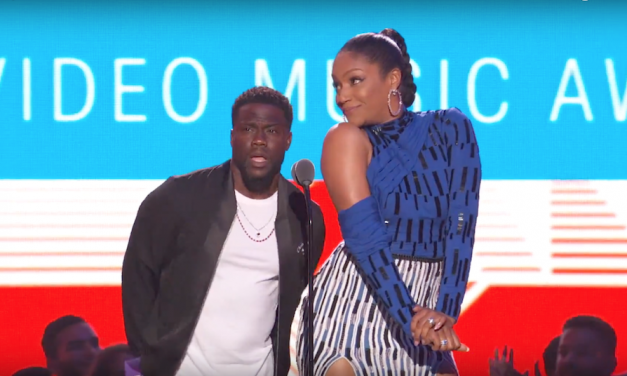 Kevin Hart and Tiffany Haddish delivered the opening zingers for the 2018 MTV VMAs