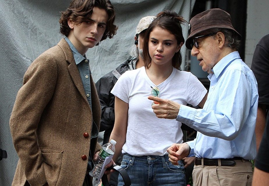 Rain check: Amazon shelves Woody Allen's last (?) movie?
