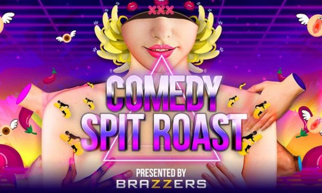 Comedy Spit Roast mixes comedians and porn for Brazzers event