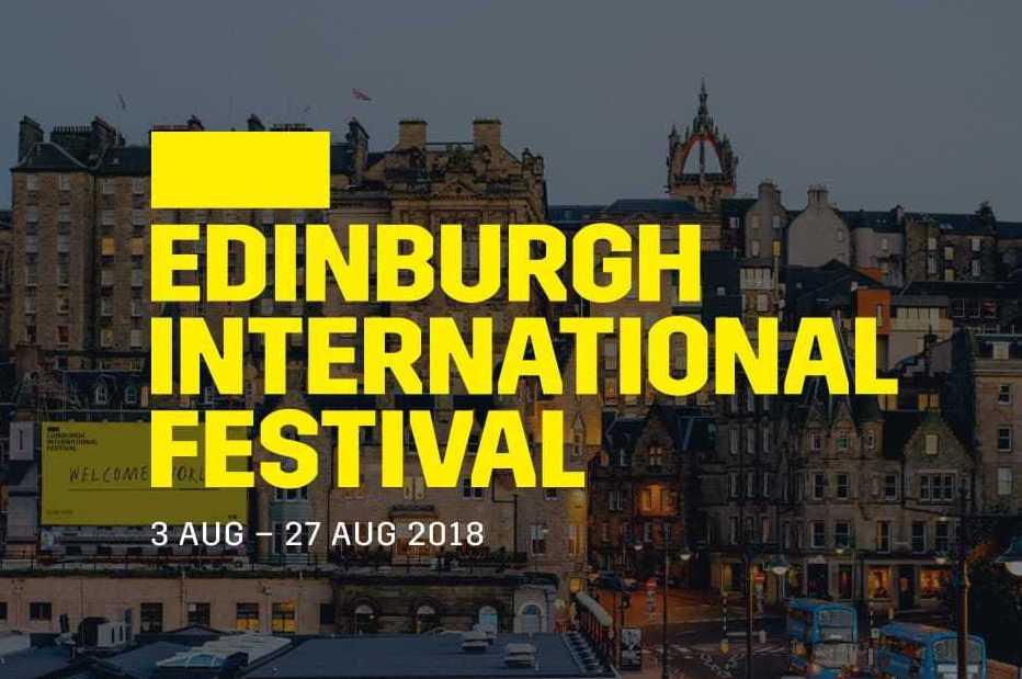 Americans performing at the 2018 Edinburgh Festival Fringe