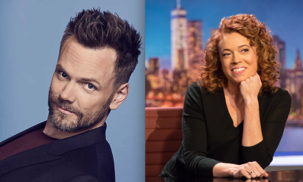 Netflix breaks it off with Joel McHale, Michelle Wolf weekly talk shows