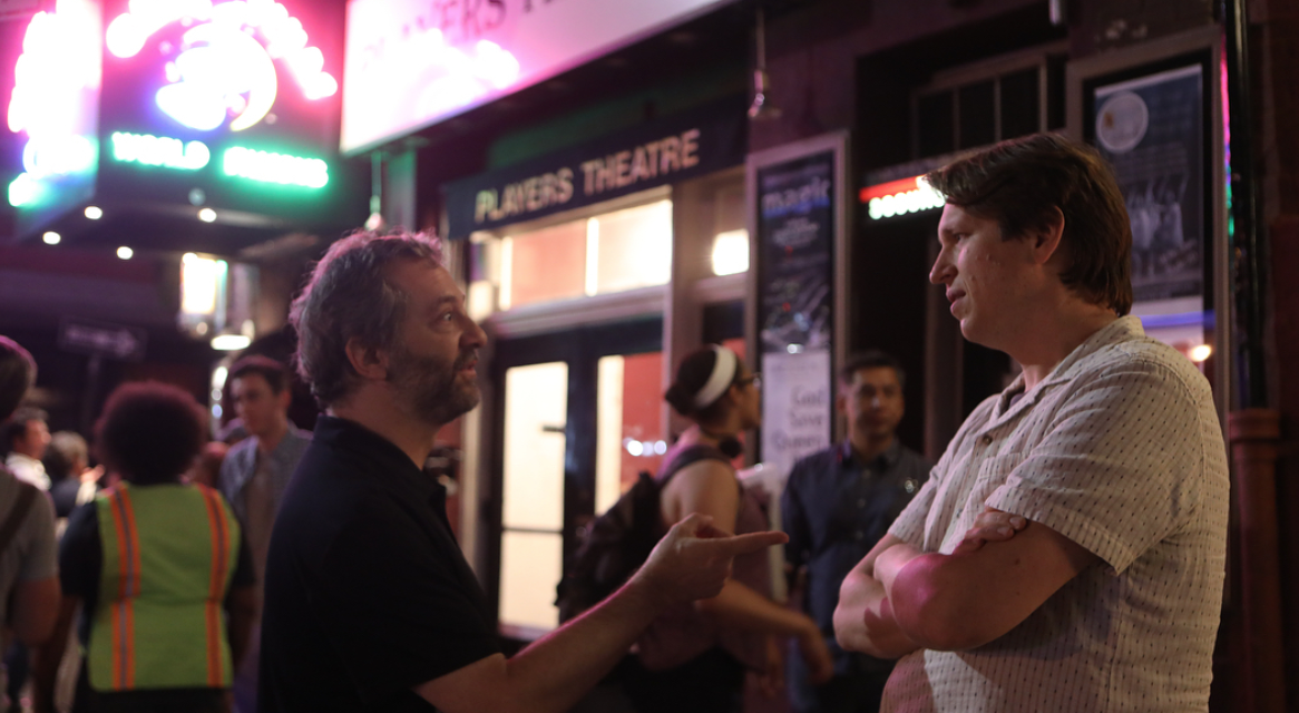Episode #220: HBO's Crashing with Judd Apatow and Pete Holmes