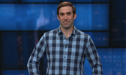 Michael Palascak on The Late Show with Stephen Colbert