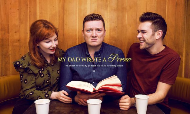 "HBO making a ""My Dad Wrote A Porno"" comedy special"