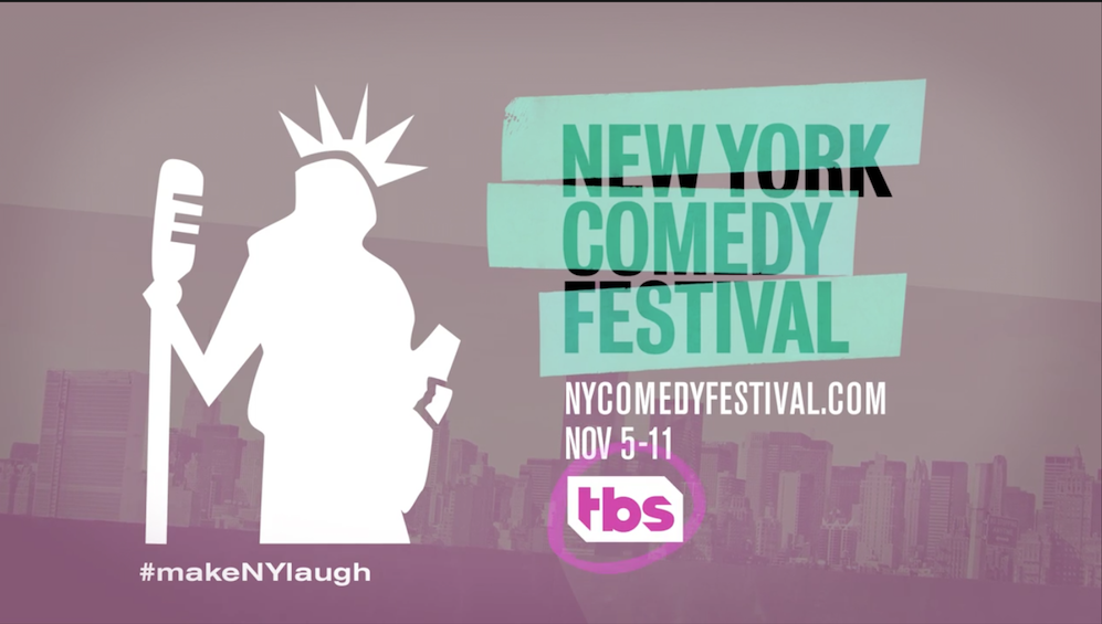 New York Comedy Festival announces 2018 headliners