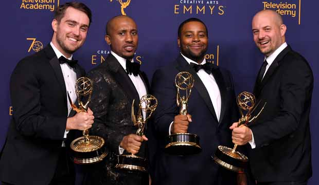 Congrats to these comedians and comedies at the 2018 Creative Arts Emmys