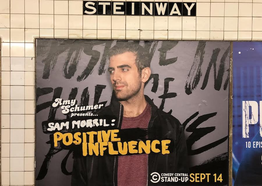 Episode #224: Sam Morril