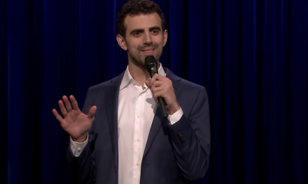 Sam Morril on The Tonight Show Starring Jimmy Fallon