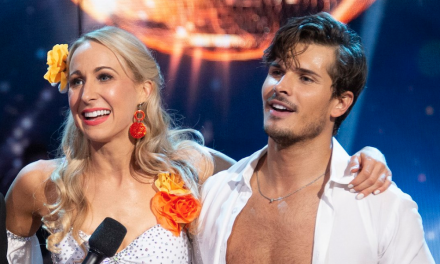 Nikki Glaser's brief run on Dancing with the Stars