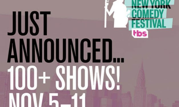 2018 New York Comedy Festival announces more than 100 additional shows for Nov. 5-11, 2018