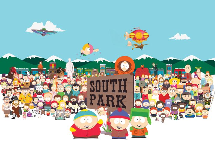 Comedy Central sets eight-day South Park marathon to lead up to Season 22 premiere