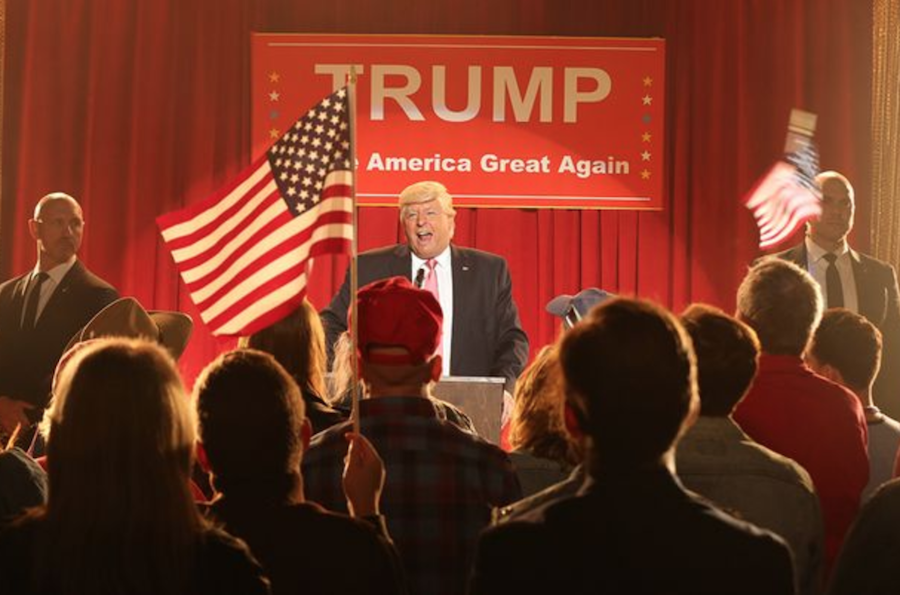 """Comedy Central will air """"The Fall of Trump,"""" a special documentary from The President Show"""