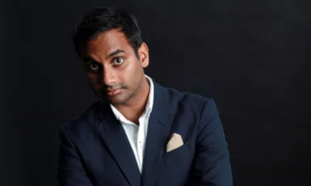 The Aziz Ansari pivot away from wokeness