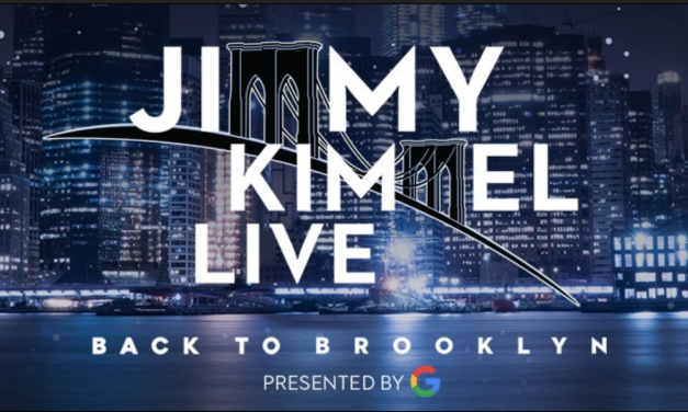 Jimmy Kimmel Live returns to Brooklyn for tapings Oct. 15-19, 2018