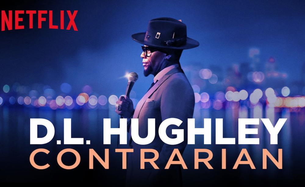 "Review: D.L. Hughley, ""Contrarian"" on Netflix"