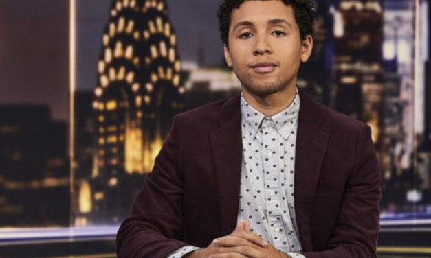 Jaboukie Young-White joins The Daily Show with Trevor Noah