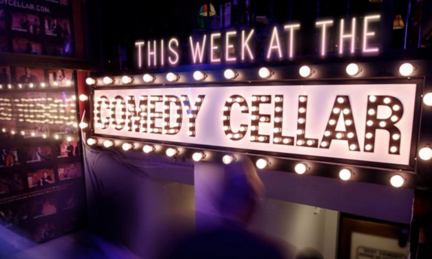 This Week at The Comedy Cellar will premiere Oct. 26, 2018, on Comedy Central