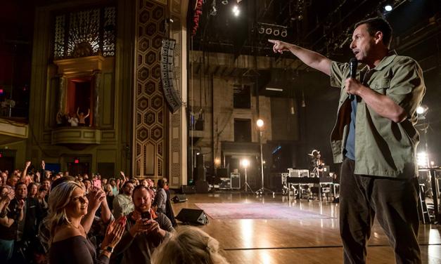 """Review: Adam Sandler, """"100% Fresh"""" on Netflix"""
