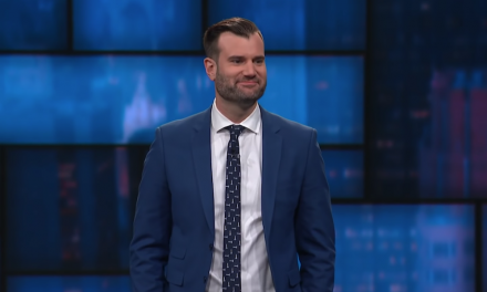 Graham Kay on The Late Show with Stephen Colbert