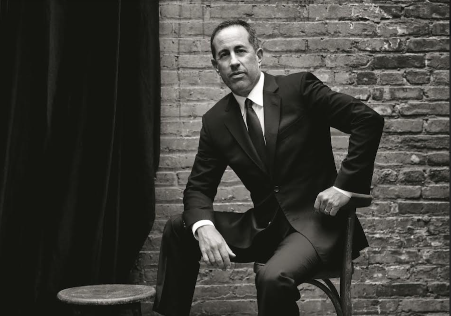 Jerry Seinfeld's Beacon Theatre residency extends through 2019