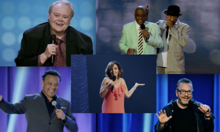 "Review: Comedy Dynamics ""The Legends of Comedy"" specials"