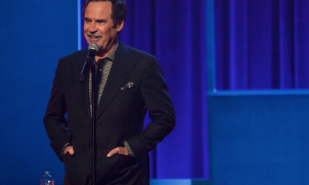"""Review: Dennis Miller, """"Fake News, Real Jokes"""" from Comedy Dynamics"""