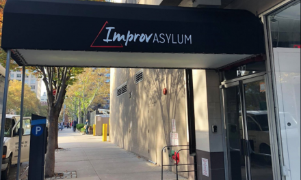 Boston's Improv Asylum has opened up in the former UCB Theater home in NYC