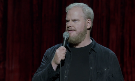 "Review: Jim Gaffigan, ""Noble Ape"""