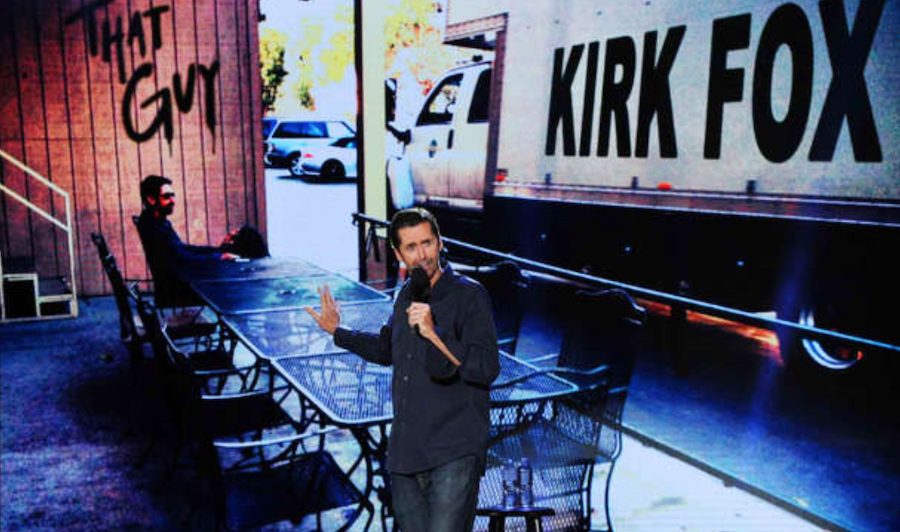 """Review: Kirk Fox, """"That Guy"""" on Showtime"""