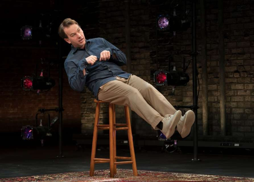 "Review: Mike Birbiglia, ""The New One"" on Broadway"