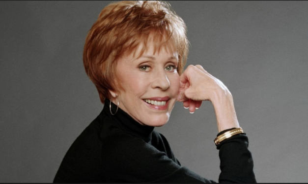 Golden Globes will honor Carol Burnett with her own namesake award