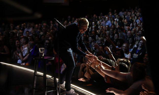 """Review: Ellen DeGeneres, """"Relatable"""" on Netflix"""