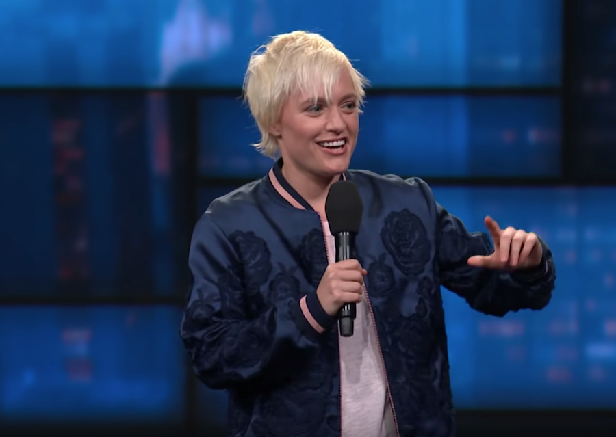 Emma Willmann on The Late Show with Stephen Colbert
