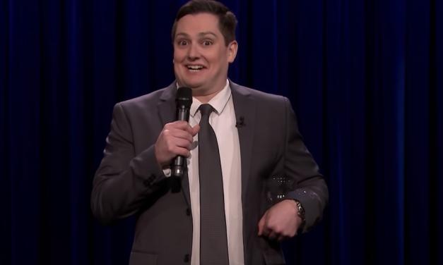 Joe Machi on The Tonight Show Starring Jimmy Fallon
