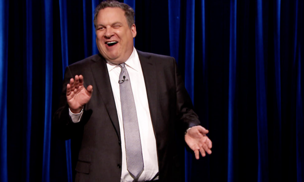 Jeff Garlin on The Tonight Show Starring Jimmy Fallon