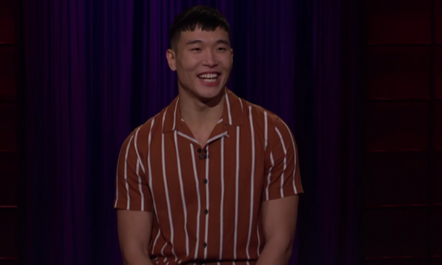 Joel Kim Booster on The Late Late Show with James Corden