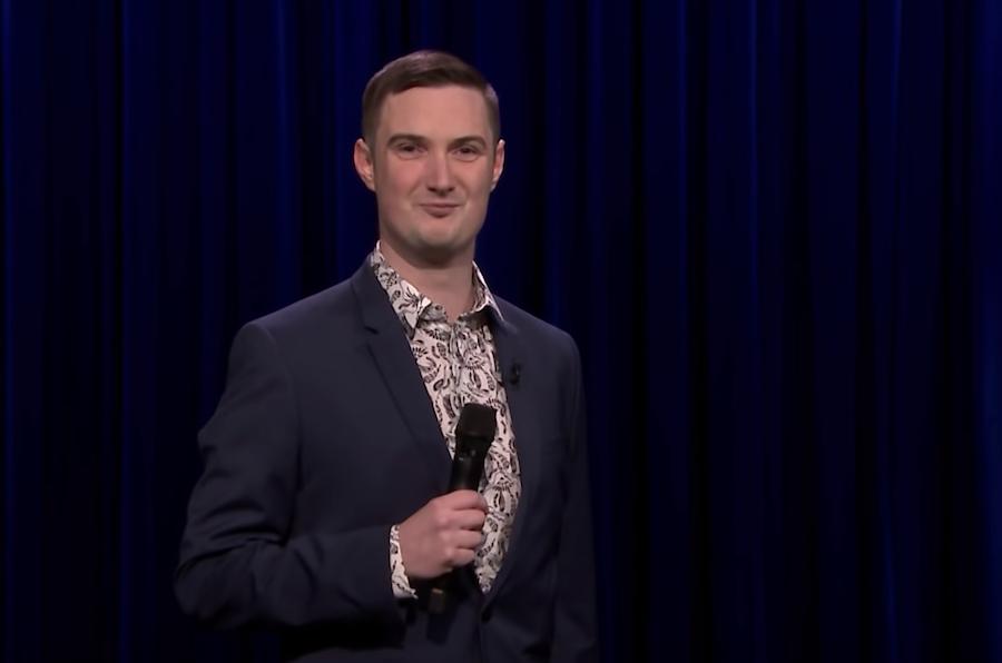 Sean Finnerty on The Tonight Show Starring Jimmy Fallon