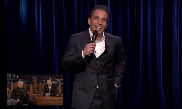 Sebastian Maniscalco reveals how he botched his Tonight Show debut in 2014
