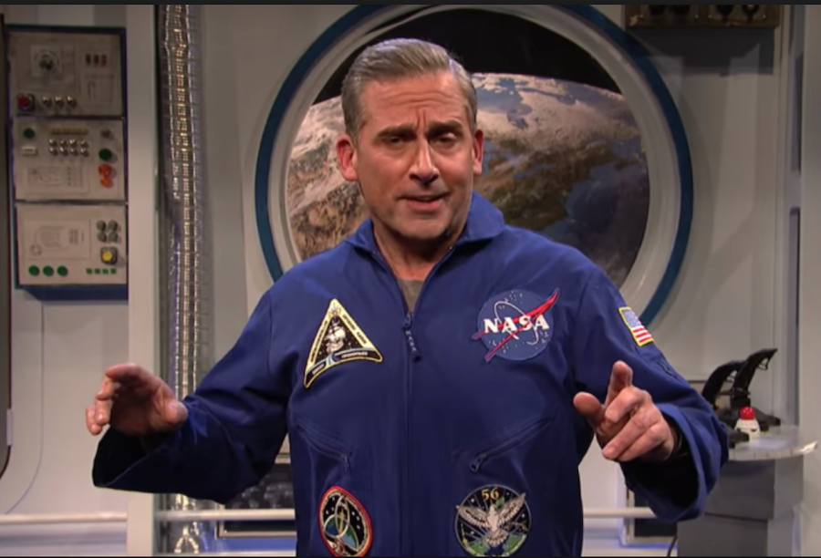 "Steve Carell returning to TV with Netflix series, ""Space Force"""