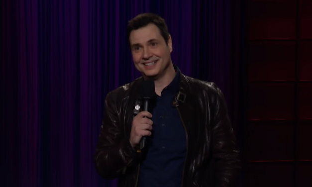 Adam Ferrara on The Late Late Show with James Corden