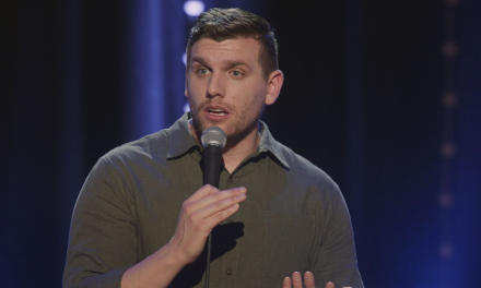 "Review: Chris Distefano, ""Size 38 Waist"" on Comedy Central"