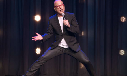 Review: Howie Mandel Presents Howie Mandel at the Howie Mandel Comedy Club, on Showtime
