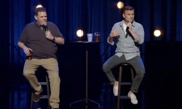 "Review: Steve Lemme & Kevin Heffernan, ""The Potential Farewell Tour"""