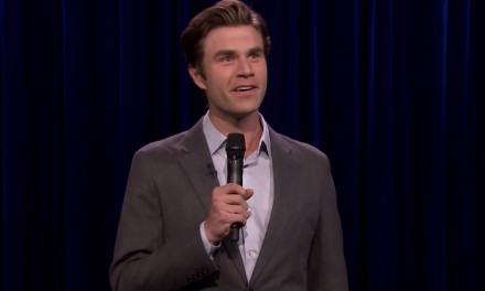 Matthew Broussard on The Tonight Show Starring Jimmy Fallon
