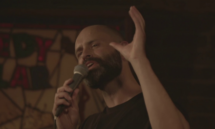 "Review: Ted Alexandro, ""Senior Class On Earth"""