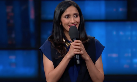 Aparna Nancherla on The Late Show with Stephen Colbert