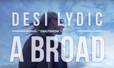 "The Daily Show announces Desi Lydic special report: ""Abroad"""