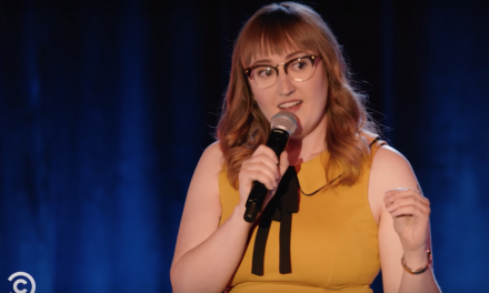 "Review: Emily Heller, ""Ice Thickeners"" on Comedy Central's YouTube channel"